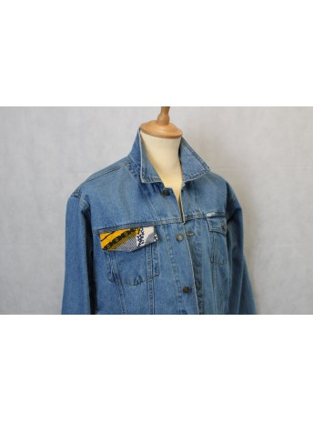 80 be2344 Jeans defaultveste Large Podiumvintage w4axIaq